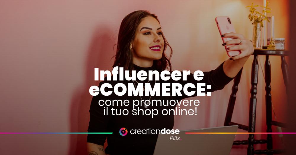 influencer e eCommerce