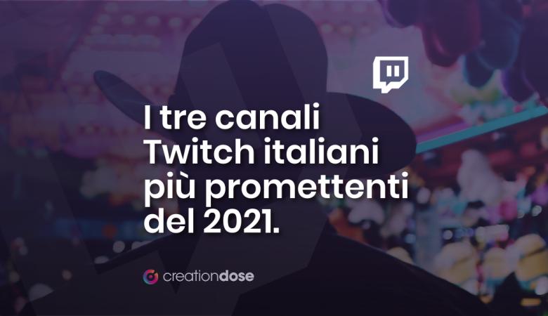 canali twitch