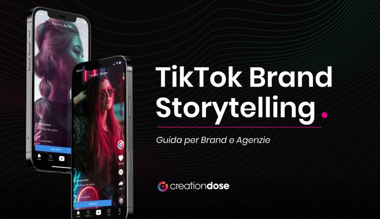 TikTok Brand Storytelling